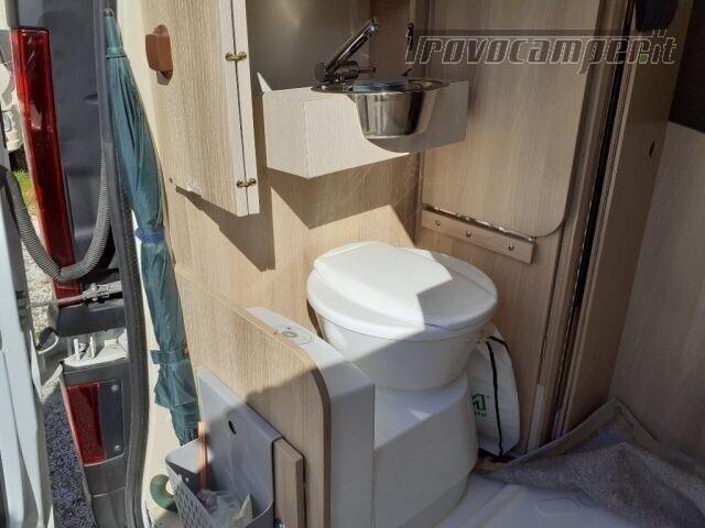 Camper puro CAMPEREVE Magellan 400 nuovo  in vendita a Pistoia - Immagine 7