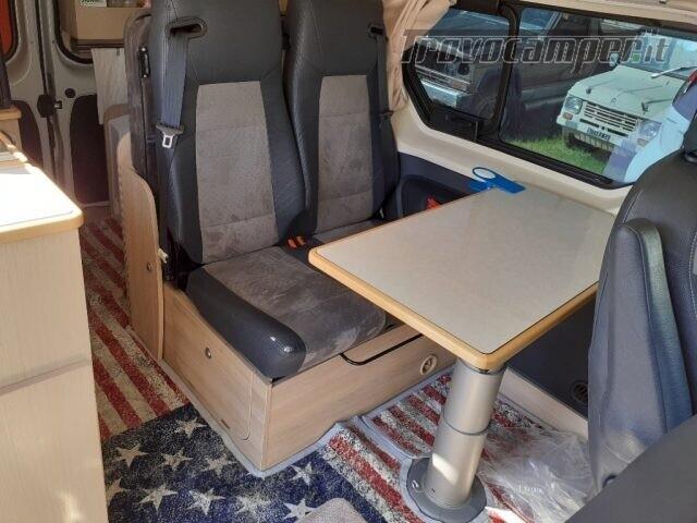 Camper puro CAMPEREVE Magellan 400 nuovo  in vendita a Pistoia - Immagine 17