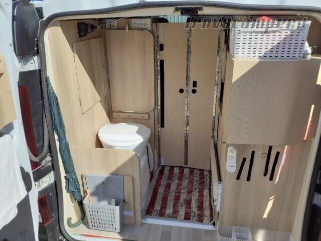 Camper puro CAMPEREVE Magellan 400 nuovo  in vendita a Pistoia - Immagine 11