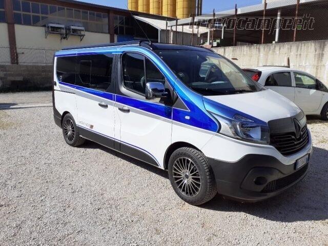 Camper puro CAMPEREVE Magellan 400 nuovo  in vendita a Pistoia - Immagine 1