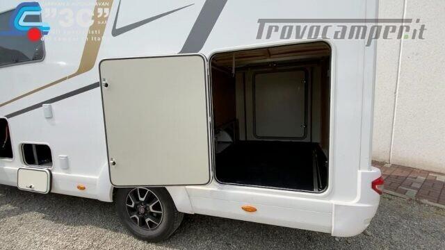 Camper puro EURAMOBIL Euramobil Active One 690 HB nuovo  in vendita a Reggio Emilia - Immagine 4