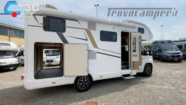 Camper puro EURAMOBIL Euramobil Active One 690 HB nuovo  in vendita a Reggio Emilia - Immagine 9