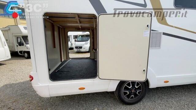 Camper puro EURAMOBIL Euramobil Active One 690 HB nuovo  in vendita a Reggio Emilia - Immagine 10