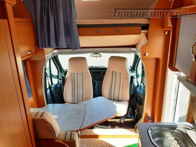 Mansardato LMC Liberty 564G mansardato corto letti nuovo  in vendita a Asti - Immagine 12
