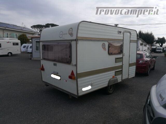 Roulotte valsugana vs 330 nuovo  in vendita a Roma - Immagine 5