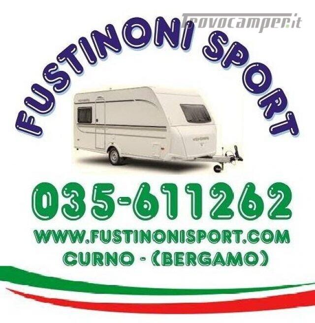 Roulotte KNAUS ACQUISTO CARAVAN USATE- FUSTINONI usato  in vendita a Bergamo - Immagine 1