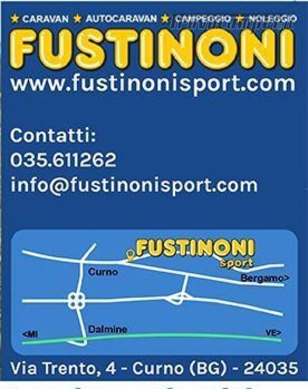Roulotte KNAUS ACQUISTO CARAVAN USATE- FUSTINONI usato  in vendita a Bergamo - Immagine 10