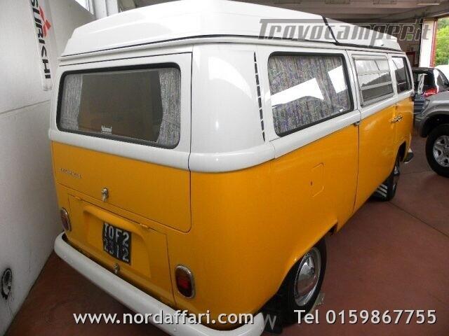 Camper puro VOLKSWAGEN Transporter T2-A Westfalia usato  in vendita a Biella - Immagine 4