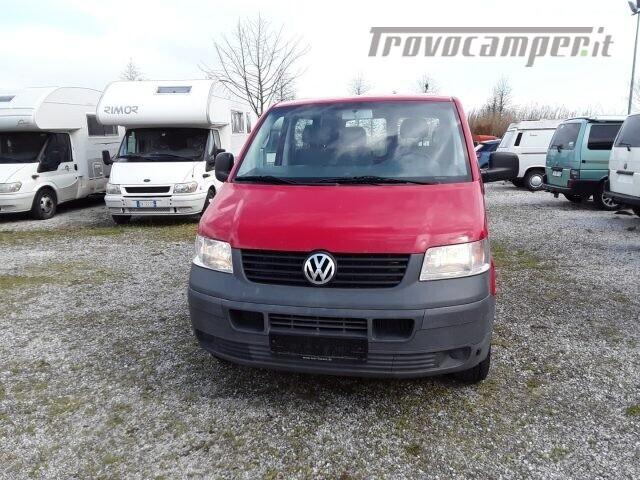 Camper puro VOLKSWAGEN t5 AUTOCARAVAN!!! nuovo  in vendita a Pistoia - Immagine 3
