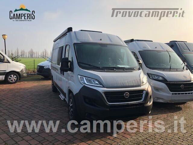 Camper puro WEINSBERG WEINSBERG CARABUS 600 MQ - VER usato  in vendita a Modena - Immagine 1