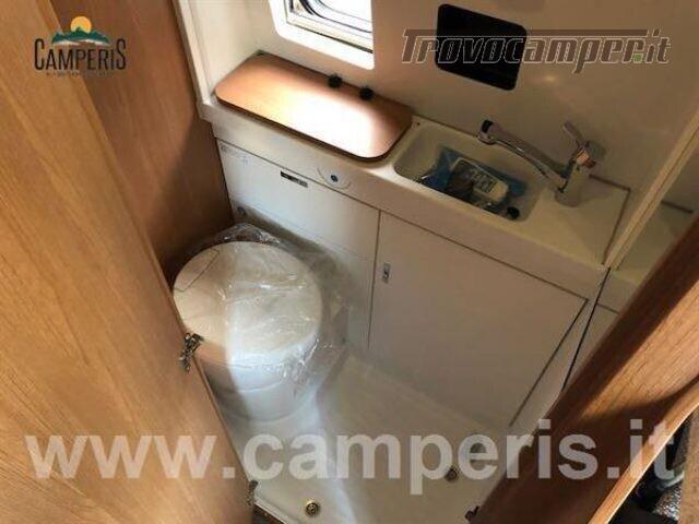 Camper puro WEINSBERG WEINSBERG CARABUS 600 MQ - VER usato  in vendita a Modena - Immagine 11