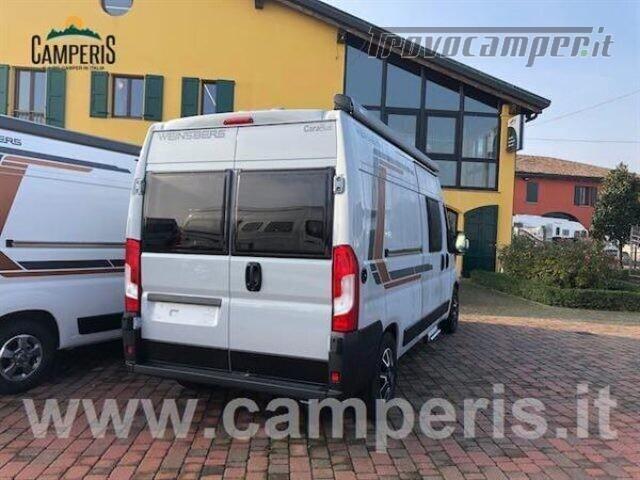 Camper puro WEINSBERG WEINSBERG CARABUS 600 MQ - VER usato  in vendita a Modena - Immagine 2
