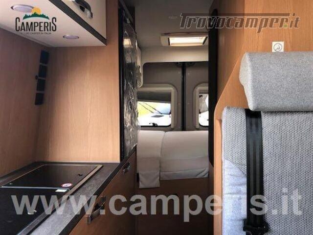 Camper puro WEINSBERG WEINSBERG CARABUS 600 MQ - VER usato  in vendita a Modena - Immagine 12