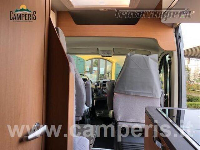Camper puro WEINSBERG WEINSBERG CARABUS 600 MQ - VER usato  in vendita a Modena - Immagine 7