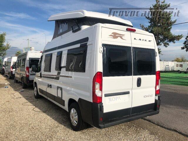 Camper puro LAIKA KOSMO CV 6.0 - Prevendita con Prom nuovo  in vendita a Bologna - Immagine 21