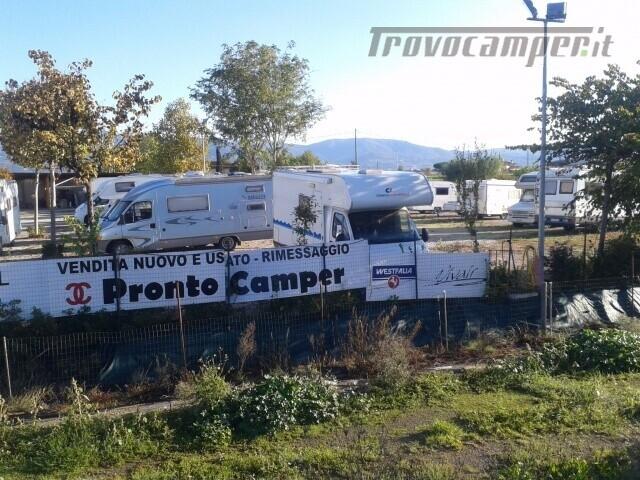 Roulotte AREA RIMESSAGGIO CAMPER BARCHE E ROULOTT usato  in vendita a Pistoia - Immagine 2