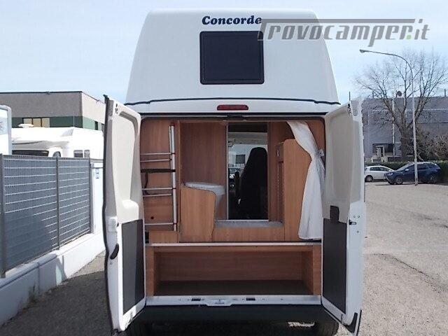 Camper puro POSSL ASSEGNATO - CONCORDE COMPACT usato  in vendita a Bologna - Immagine 6