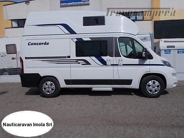 Camper puro POSSL ASSEGNATO - CONCORDE COMPACT usato  in vendita a Bologna - Immagine 1