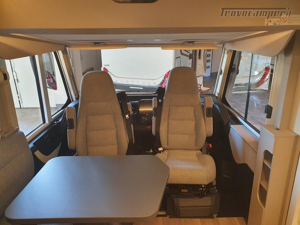Motorhome Hymer Exsis I 580 usato  in vendita a Bolzano - Immagine 13