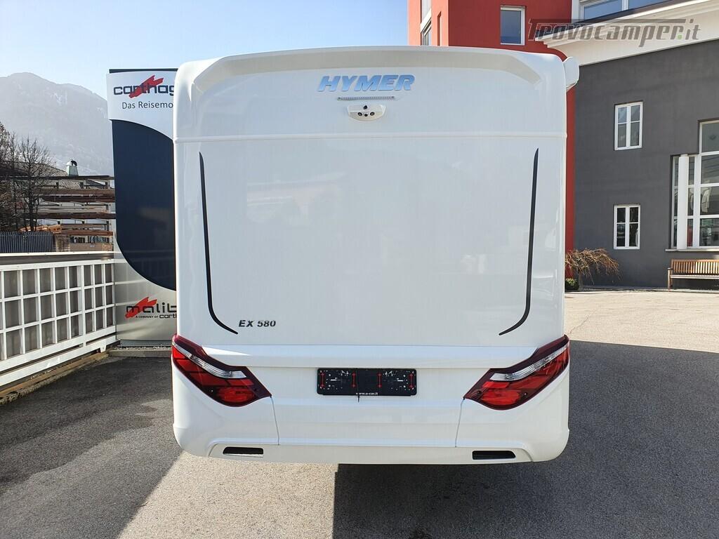 Motorhome Hymer Exsis I 580 usato  in vendita a Bolzano - Immagine 6
