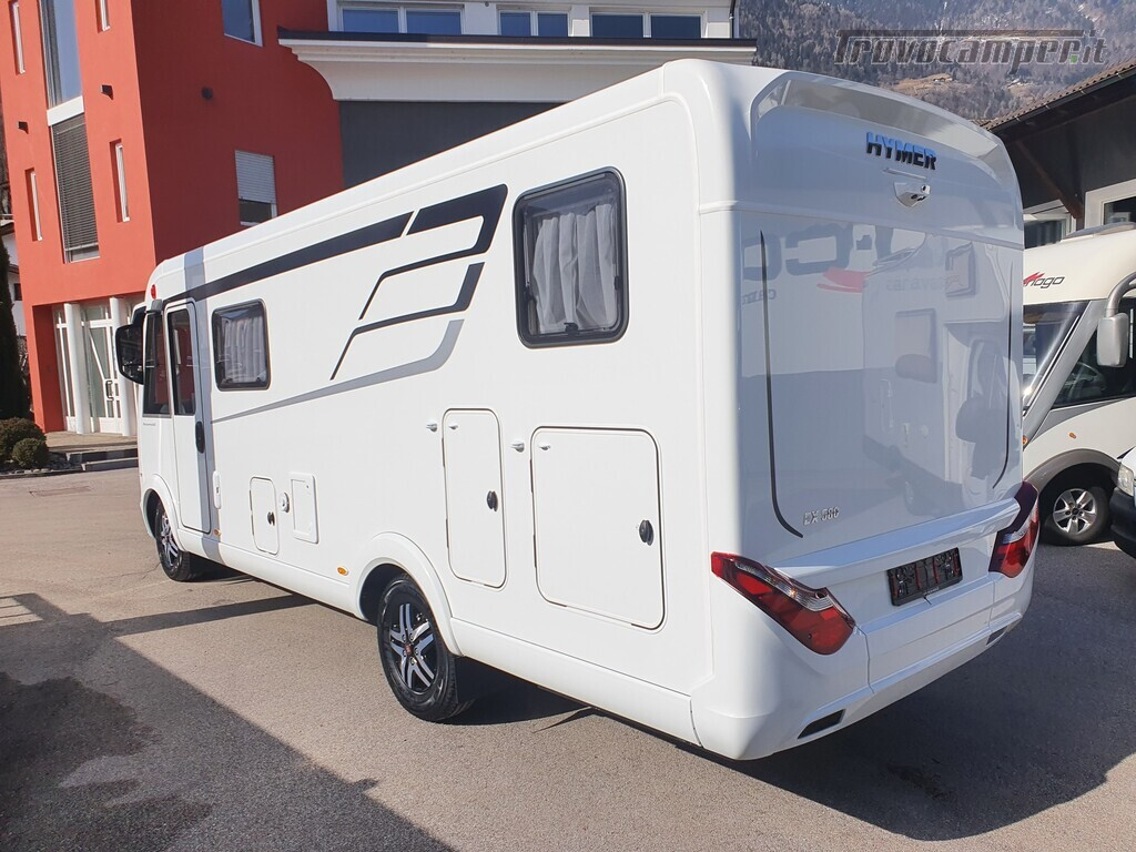 Motorhome Hymer Exsis I 580 usato  in vendita a Bolzano - Immagine 5