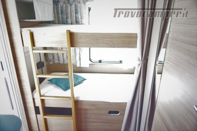 Roulotte WEINSBERG CARAVAN NUOVA  CARAONE 480 QDK nuovo  in vendita a Bergamo - Immagine 9