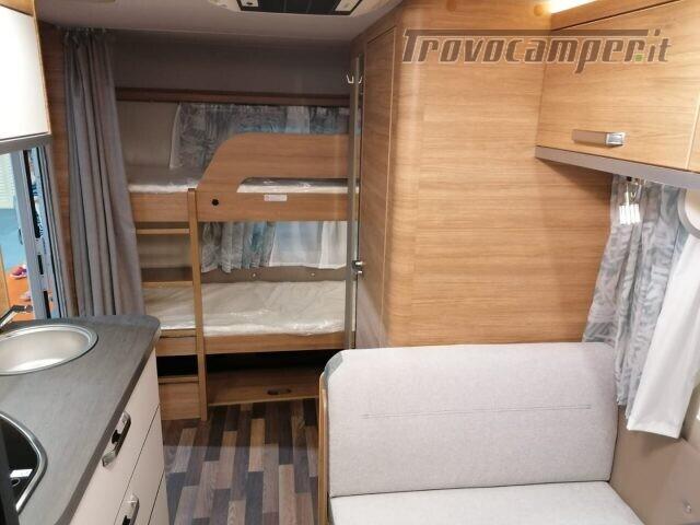 Roulotte WEINSBERG CARAVAN NUOVA  CARAONE 480 QDK nuovo  in vendita a Bergamo - Immagine 22