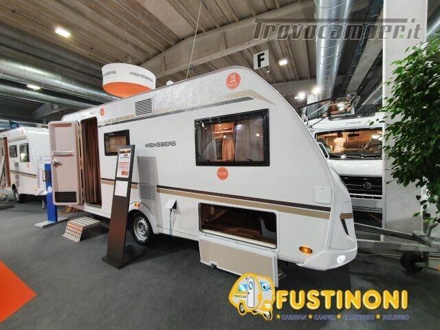 Roulotte WEINSBERG CARAVAN NUOVA  CARAONE 480 QDK nuovo  in vendita a Bergamo - Immagine 1