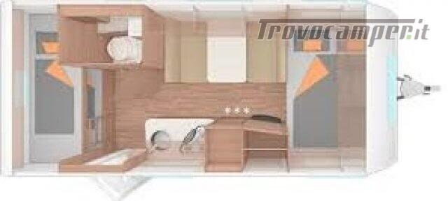 Roulotte WEINSBERG CARAVAN NUOVA  CARAONE 480 QDK nuovo  in vendita a Bergamo - Immagine 2