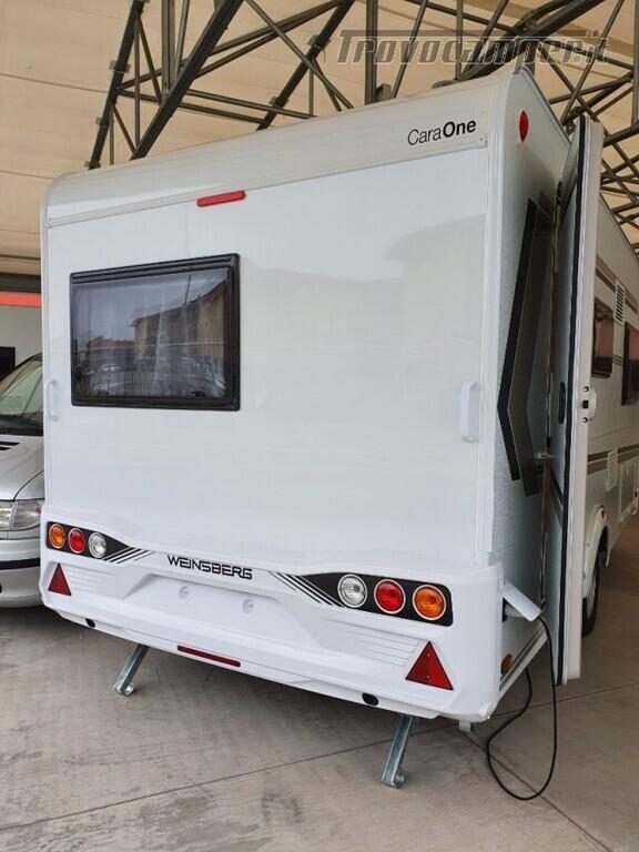 Roulotte WEINSBERG CARAVAN NUOVA CARAONE 420 QD nuovo  in vendita a Bergamo - Immagine 21