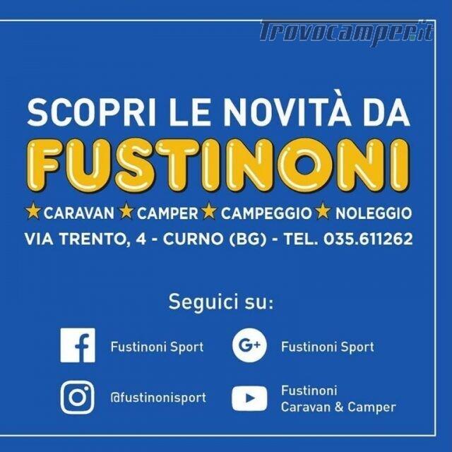 Roulotte WEINSBERG CARAVAN NUOVA CARAONE 400 LK- nuovo  in vendita a Bergamo - Immagine 19