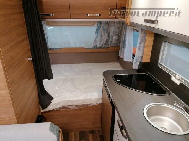 Roulotte WEINSBERG CARAVAN NUOVA  CARAONE  390 QD usato  in vendita a Bergamo - Immagine 9