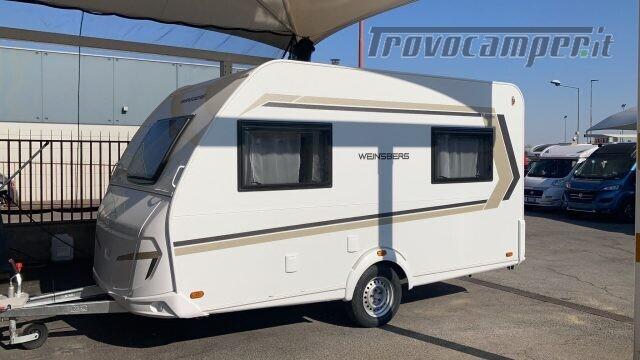 Roulotte WEINSBERG CARAVAN NUOVA  CARAONE  390 QD usato  in vendita a Bergamo - Immagine 17