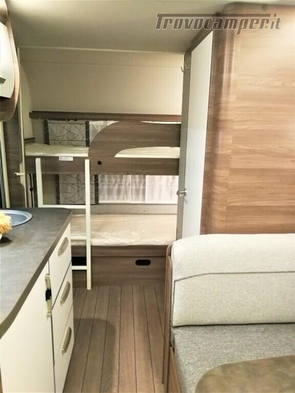 Roulotte KNAUS CARAVAN NUOVA SPORT 500 QDK SILVER nuovo  in vendita a Bergamo - Immagine 17