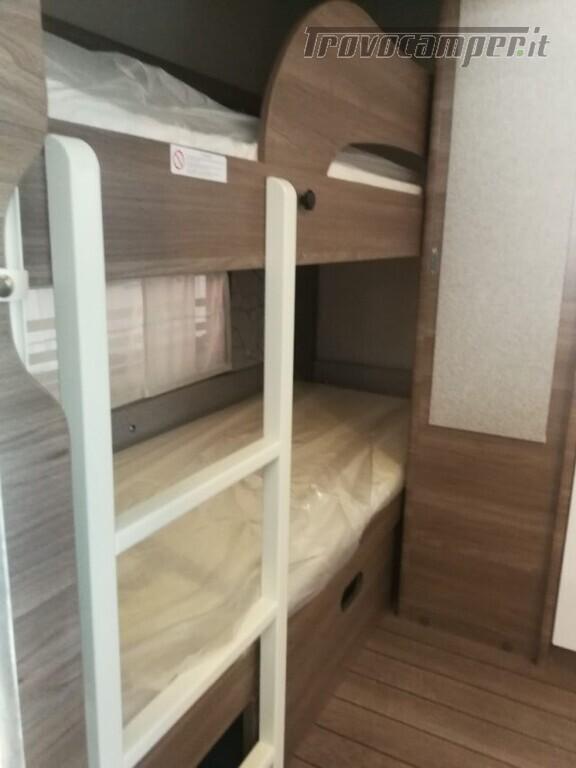 Roulotte KNAUS CARAVAN NUOVA SPORT 500 QDK SILVER nuovo  in vendita a Bergamo - Immagine 7