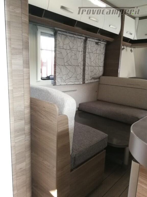 Roulotte KNAUS CARAVAN NUOVA SPORT 500 QDK SILVER nuovo  in vendita a Bergamo - Immagine 10