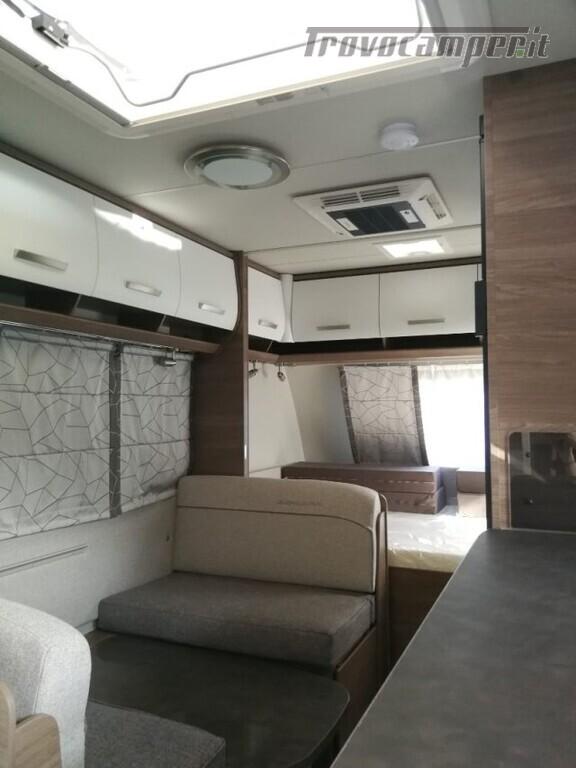 Roulotte KNAUS CARAVAN NUOVA SPORT 500 QDK SILVER nuovo  in vendita a Bergamo - Immagine 6