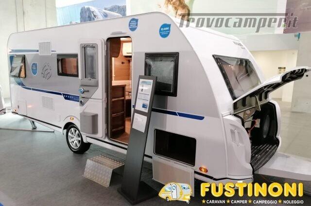 Roulotte KNAUS CARAVAN NUOVA SPORT 580 QS  SILVER nuovo  in vendita a Bergamo - Immagine 1