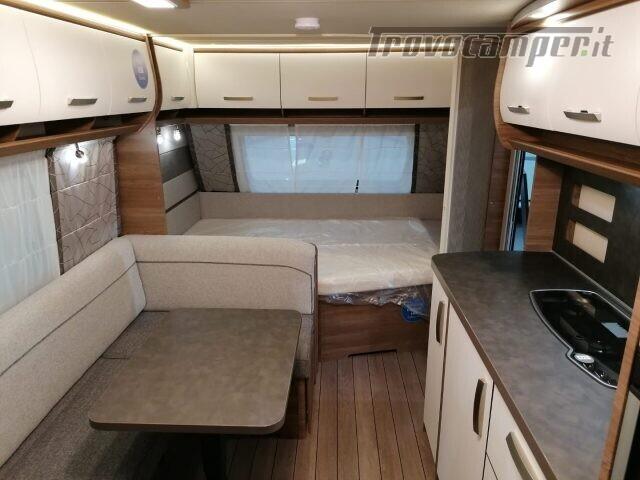 Roulotte KNAUS CARAVAN NUOVA SPORT 580 QS  SILVER nuovo  in vendita a Bergamo - Immagine 6