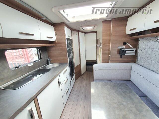 Roulotte KNAUS CARAVAN NUOVA SPORT 580 QS  SILVER nuovo  in vendita a Bergamo - Immagine 17