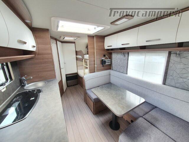 Roulotte KNAUS CARAVAN NUOVA SPORT 580 QS  SILVER nuovo  in vendita a Bergamo - Immagine 14