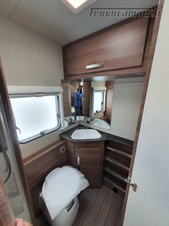 Roulotte KNAUS CARAVAN NUOVA SPORT 580 QS  SILVER nuovo  in vendita a Bergamo - Immagine 23