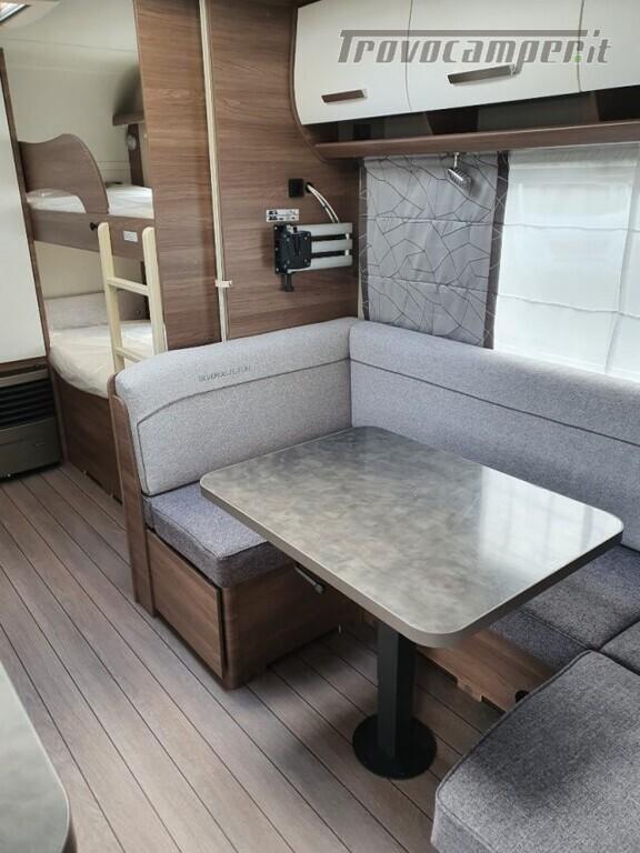 Roulotte KNAUS CARAVAN NUOVA SPORT 580 QS  SILVER nuovo  in vendita a Bergamo - Immagine 9