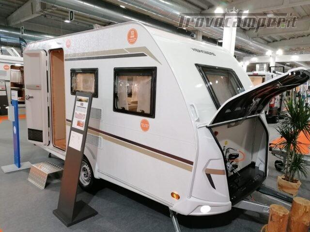 Roulotte WEINSBERG CARAVAN NUOVA CARAONE 390 QD usato  in vendita a Bergamo - Immagine 1