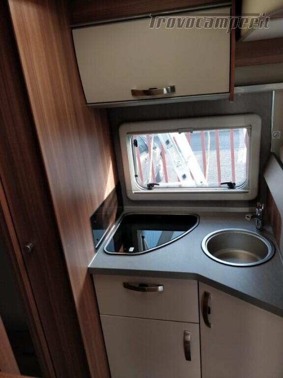 Semintegrale WEINSBERG CARASUITE 650 MG  2021 ED.ITAL usato  in vendita a Bergamo - Immagine 5
