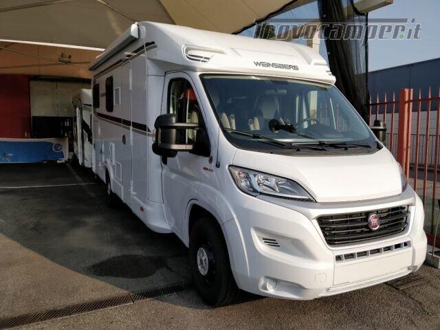 Semintegrale WEINSBERG CARASUITE 650 MG  2021 ED.ITAL usato  in vendita a Bergamo - Immagine 12
