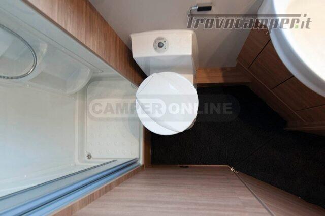 Semintegrale WEINSBERG CARASUITE 650 MF 2021 EDITION usato  in vendita a Bergamo - Immagine 22