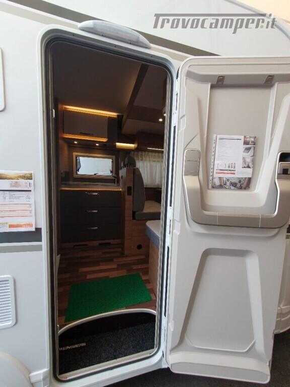 Semintegrale WEINSBERG CARASUITE 650 MF 2021 EDITION usato  in vendita a Bergamo - Immagine 5