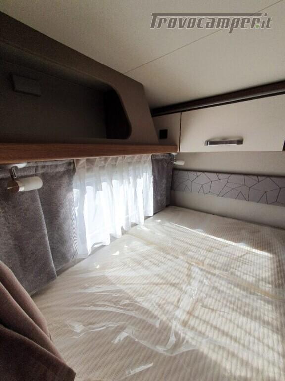 Mansardato WEINSBERG 700 DG  CARAHOME CAMPER 2021 N usato  in vendita a Bergamo - Immagine 7