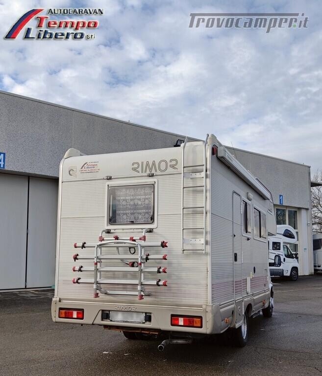 RIMOR SUPERBRIG 678 MANSARDATO 7 POSTI usato  in vendita a Modena - Immagine 3